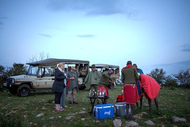 Amboseli, Lake Nakuru, Masai Mara Camping Safari Photos