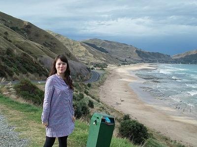 Tourist @ Wainui - Gisborne NZ