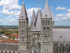 Tournai Catedral de Notre Dame