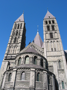 Cathedral Of Notre Dame De Tournai