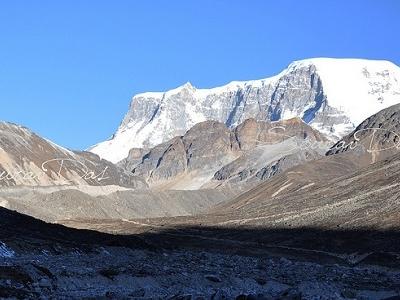 Towards Zero Point - Yume Samdong - Sikkim