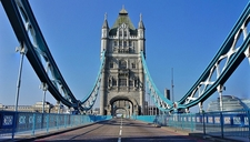 Tower Bridge London Morning View