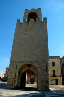 Tower In Oristano