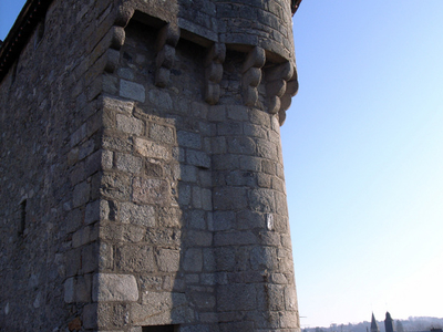 The Tower Of St.Jeans Gate