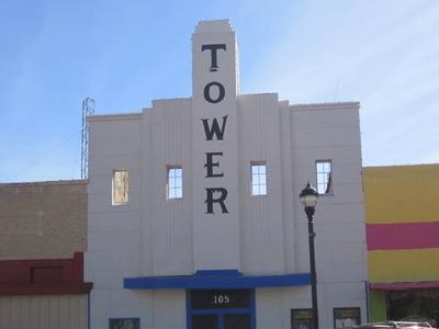 Tower  Theater   Lamesa