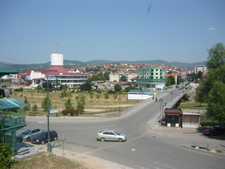 Town Centre Of Delcevo