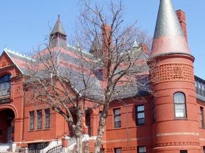 Town Hall Belmont