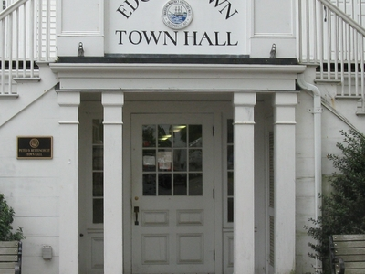 Town  Hall  Edgartown