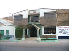 Town Hall In Mancora