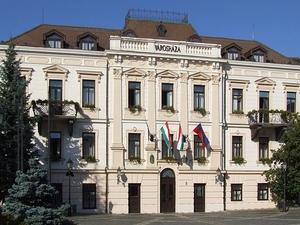 Ayuntamiento de Veszprem