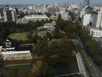 Toyama City