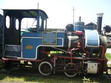 Toy Train Darjeeling West Bengal India
