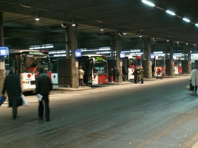 Transports Publics Fribourgeois Bus Station