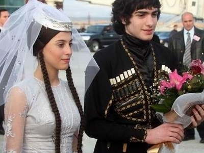 Traditional Costumes In Georgia