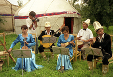 Traditional Kyrgyz Music