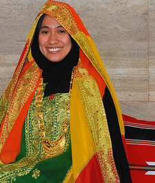 Traditional Wedding Dress Of Bahrain