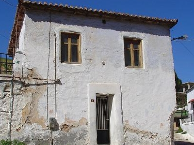 Traditional House In  Magoula