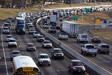 Traffic Has Steadily Increased On Interstate 35 In Round Rock A