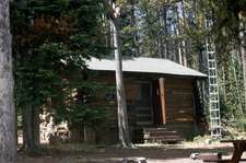 Trail Creek Patrol Cabin - Yellowstone - USA