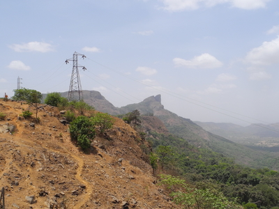 Trail View From Sunset Point - Lonavala - Maharashtra - India