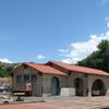Train Station In Lamy