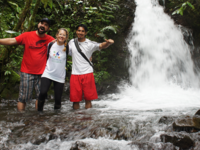 Train and Waterfalls Full Day Tour from Guayaquil