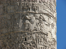 Trajan's Column Inscription