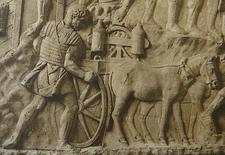 Trajan's Column Relief Detail