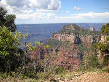 Transept Trail - Grand Canyon - Arizona - USA