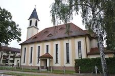Traun Evang Pfarrkirche, Upper Austria, Austria
