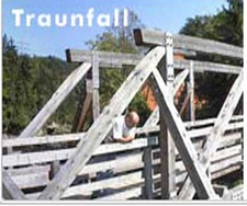 Traun Fall