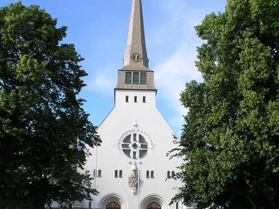 Trefaldighetskyrkan  Arvika