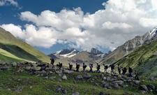 Trekking - Dhauladhar Ranges