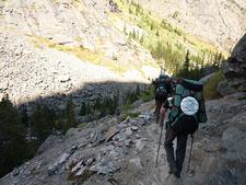 Trekking Along East Rosebud Trail
