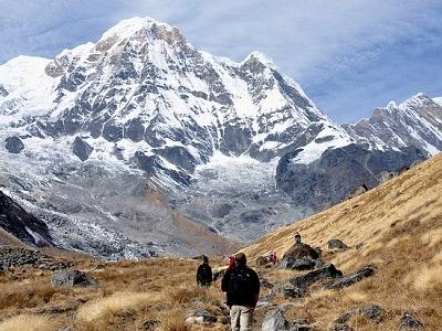 Trekking Annapurna South In Nepal