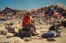 Trekking Drolma La - Tibet China