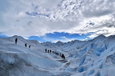 Trekking Glaciar Perito Moreno In Argentina