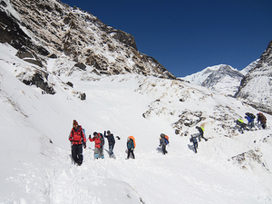 Annapurna Base Camp Trekking Photos