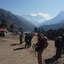 Trekking To Tyangboche