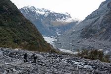 Trekking Westland Tai Poutini National Park NZ