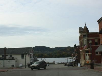 Trempealeau Wisconsin Downtown