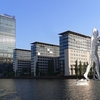 Treptowers And The Sculpture Molecule Man
