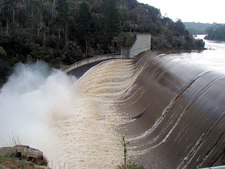Trevallyn Dam
