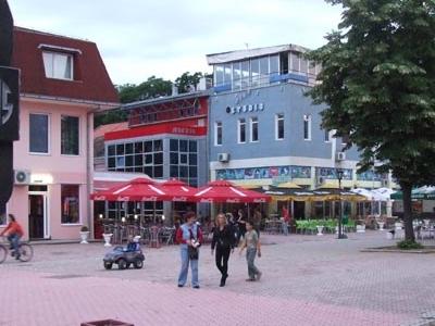 Square In Bosanski Samac
