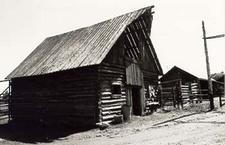 Triangle X Barn - Grand Tetons - Wyoming - USA