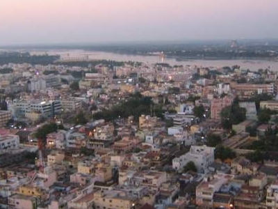 Trichy View From Rockfort