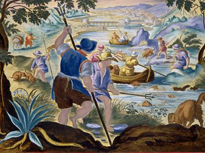 Trident Fishing Gallaeus