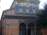 Santa Maria Addolorata a Piazza Buenos Aires