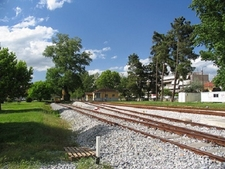 Trikala From Old Train Station