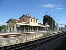 Trikala - Train Station